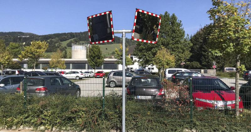 Parkplatz Zubehör
